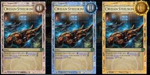 Oreian Steelskin